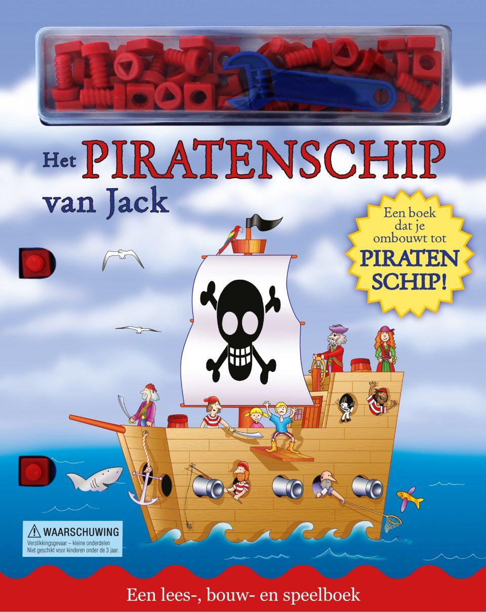 9789461883865 piratenschip van Jack