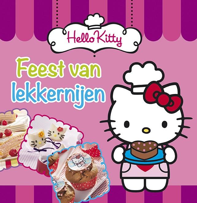 Hello-Kitty-Feest van lekkernijen