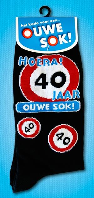 Geliefde Sokken 05 – 40 jaar – Roseau Kado en Hobby @HY18